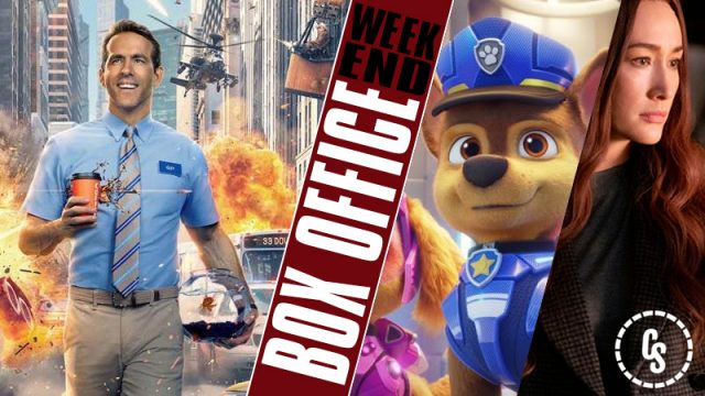 Free Guy Stays Atop Box Office, Posts Best 2nd Weekend Pandemic Hold