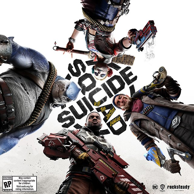 Suicide Squad Gets Official Box Art Ahead of FanDome Reveal