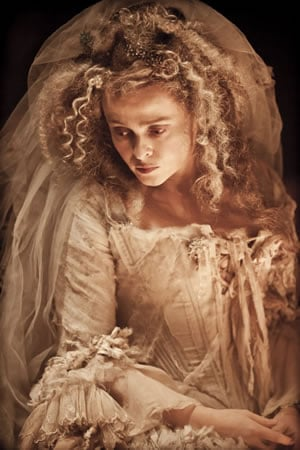 Picture of Helena Bonham Carter as Miss Havisham In 'Great Expectations'