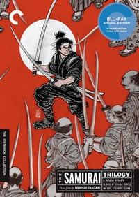 The Samurai Trilogy on Criterion Blu-ray