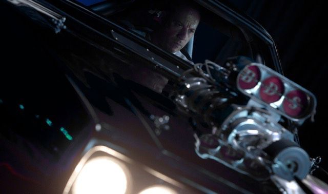Fast and Furious 7 clip