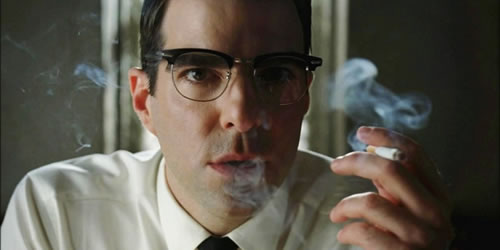 Zachary Quinto joins Hannibal