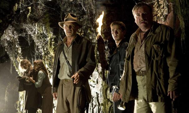 Indiana Jones and the Kingdom of the Crystal Skull (RT rating: 78%)