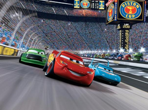 Cars (RT rating: 74%)