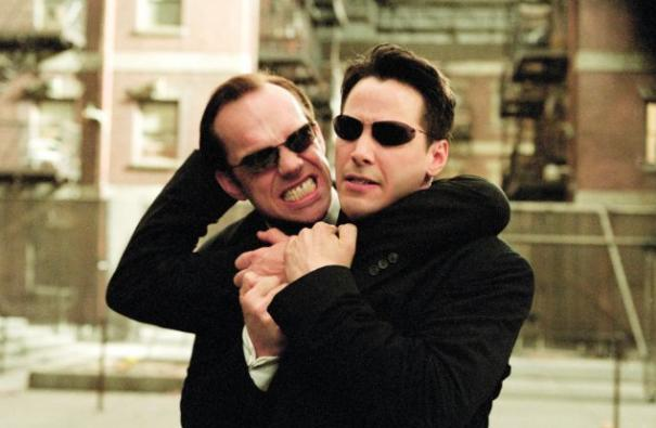 The Matrix Reloaded (RT rating: 73%)