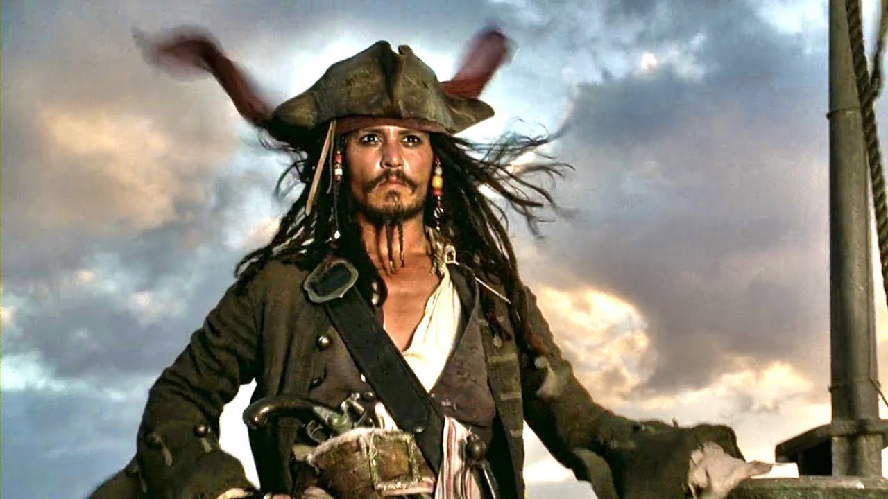 Jack Sparrow, Pirates of the Caribbean: The Curse of the Black Pearl (2003)