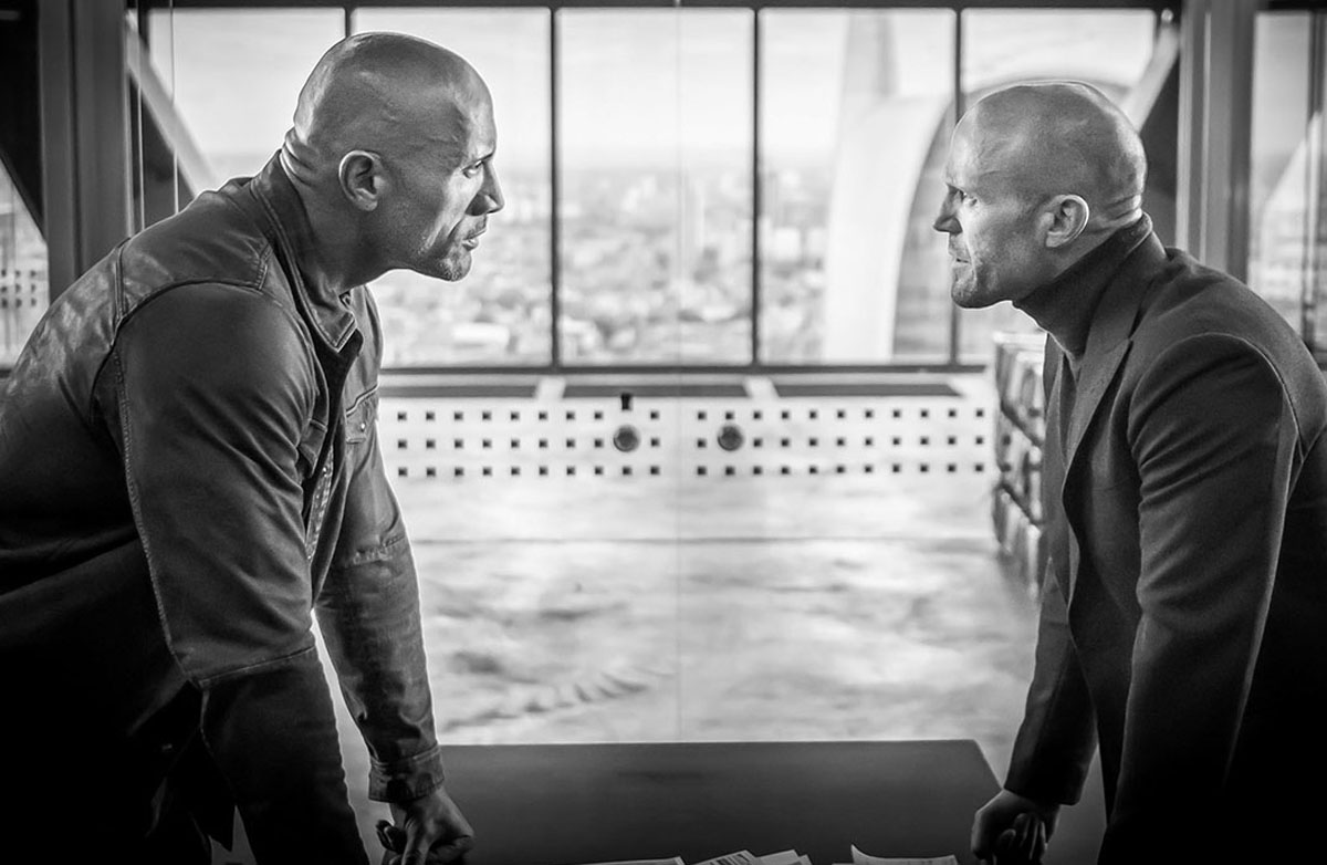 #25: Fast & Furious Presents: Hobbs & Shaw (August 2)