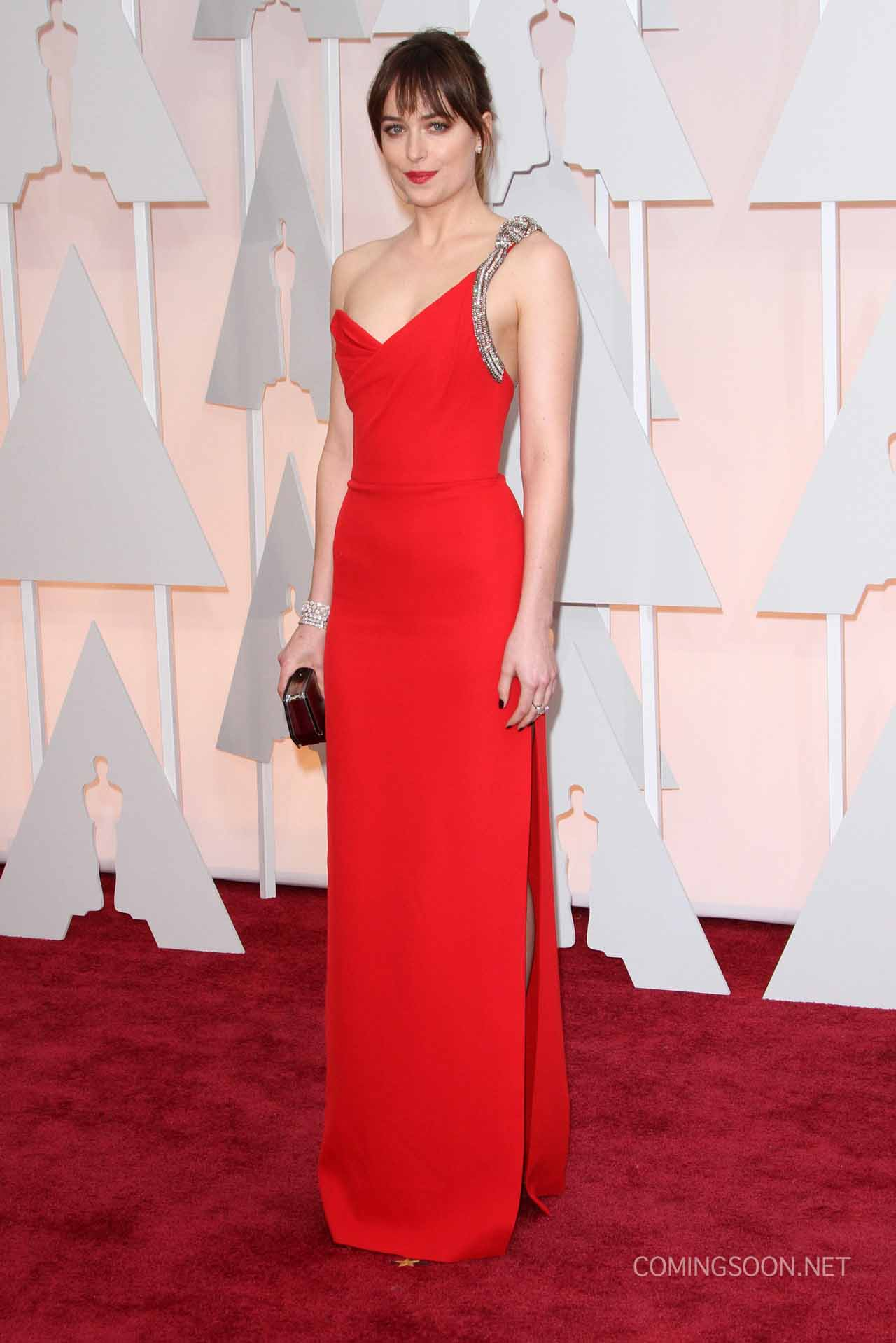 The 87th Oscars Red Carpet Arrivals