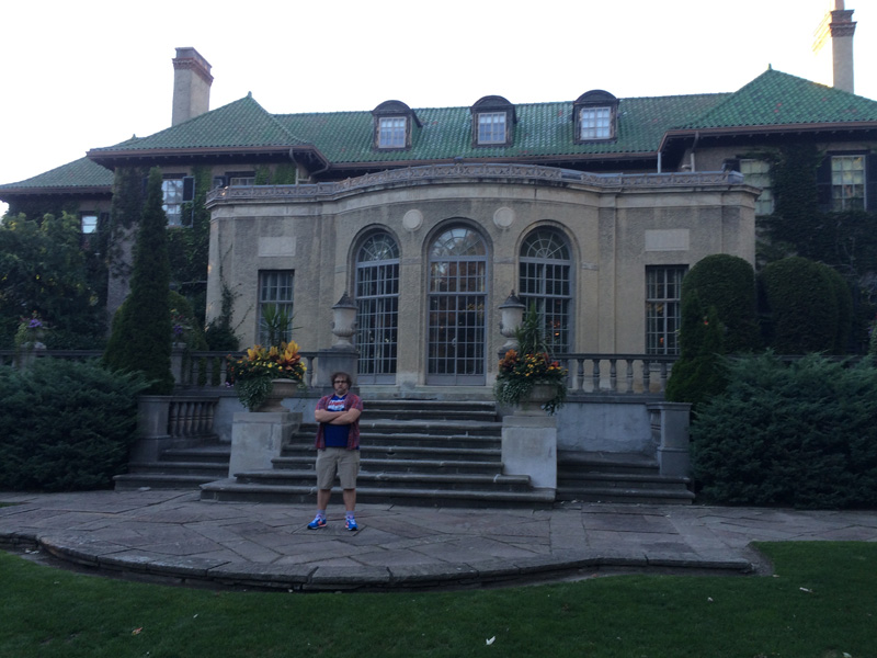 A Visit to the X-Mansion