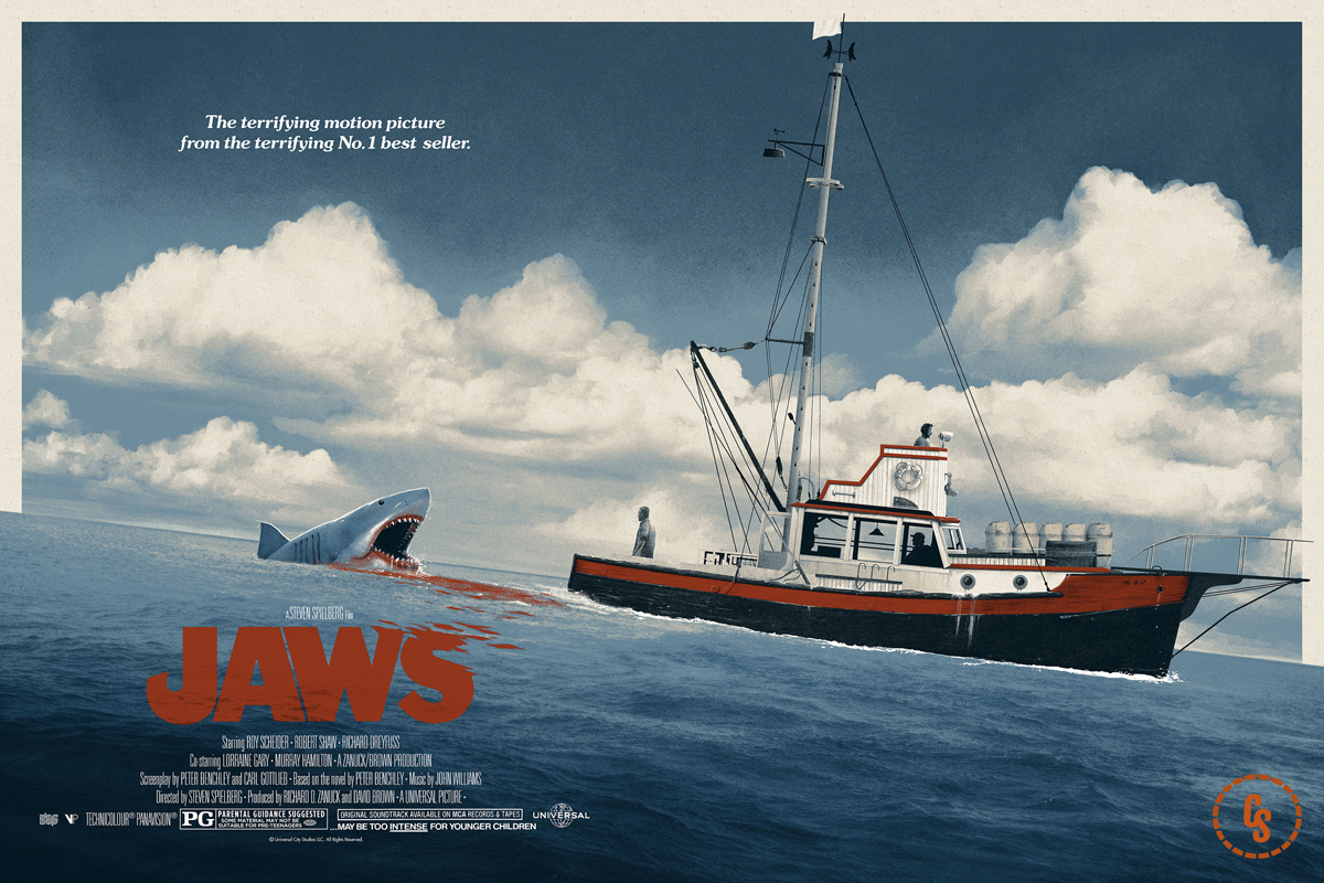 Jaws by Matt Ferguson (variant)