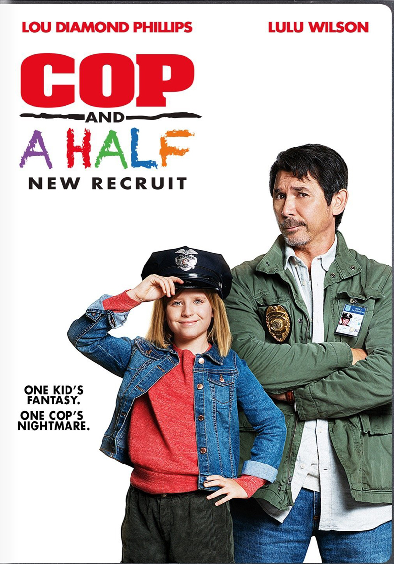 Cop and a Half: The New Recruit
