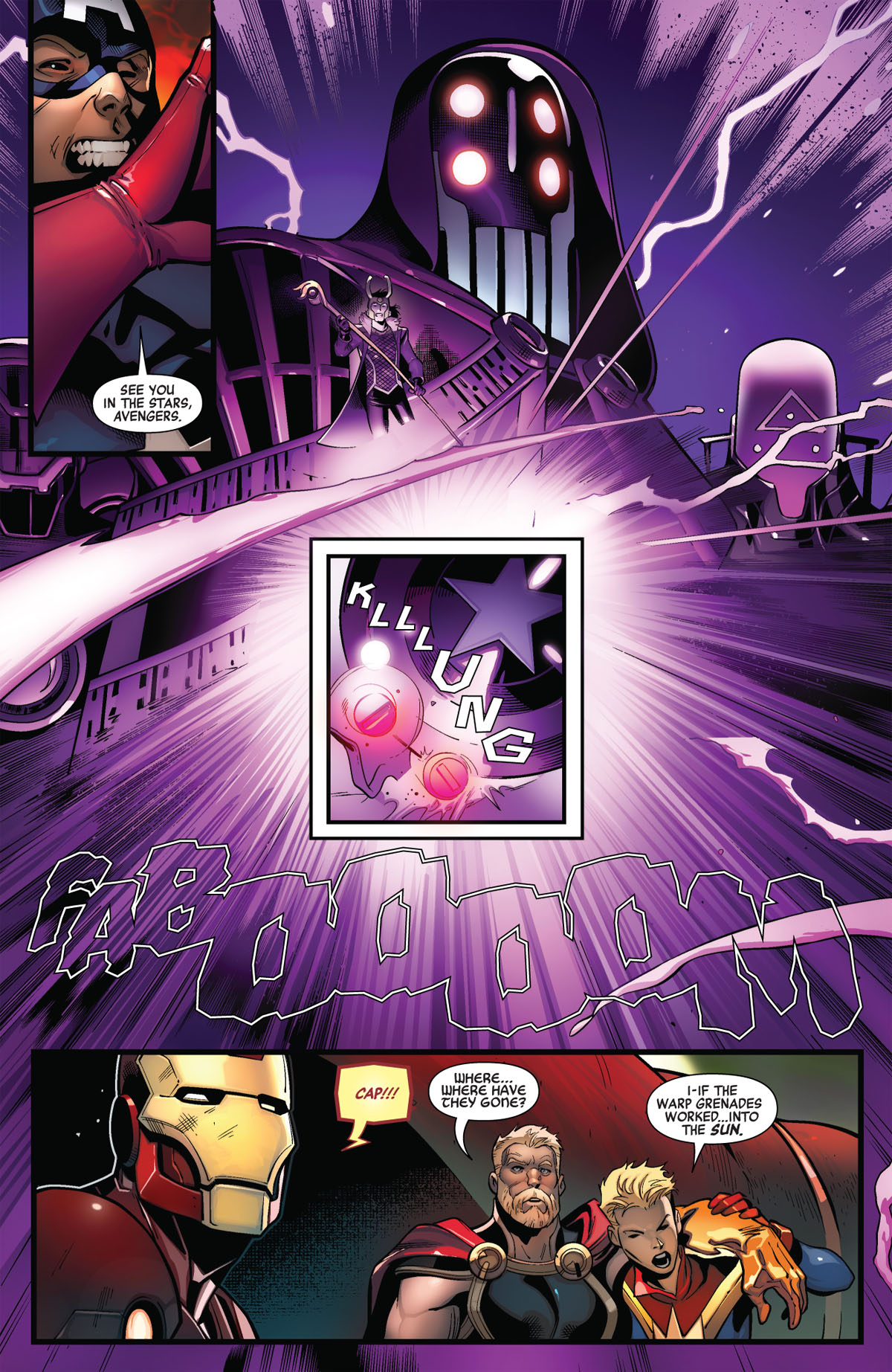 Avengers #3 page 5