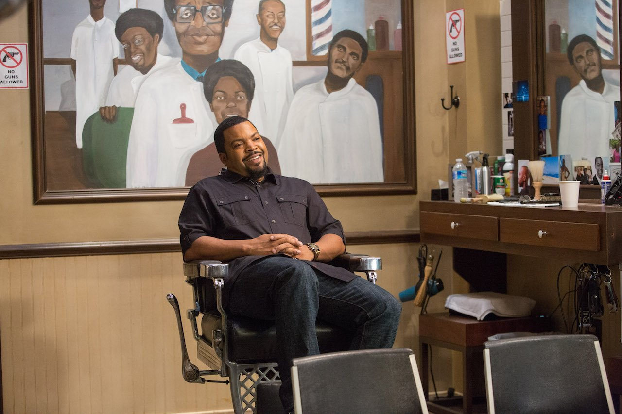 Barbershop Next Cut : Catch Common in Barbershop: The Next Cut in theaters now. Suicide ...