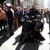 """Five-years-old Miles Scott, from Tulelake, Calif., is dressed in a Batman costume in San Francisco, Friday, November 15, 2013. Miles, who wants to be a Batman, will embark on a series of crime-solving adventures when San Francisco is converted into """"Gotham City"""" as part of a Make-A-Wish Foundation event. He is in a fight on his own in his battle against leukemia since he was a year old. He is now in remission. (Photo: Make-A-Wish Foundation/PaulSakuma.com)"""