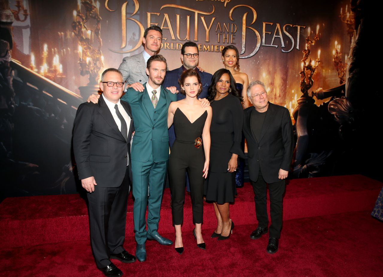 Beauty and the Beast Red Carpet