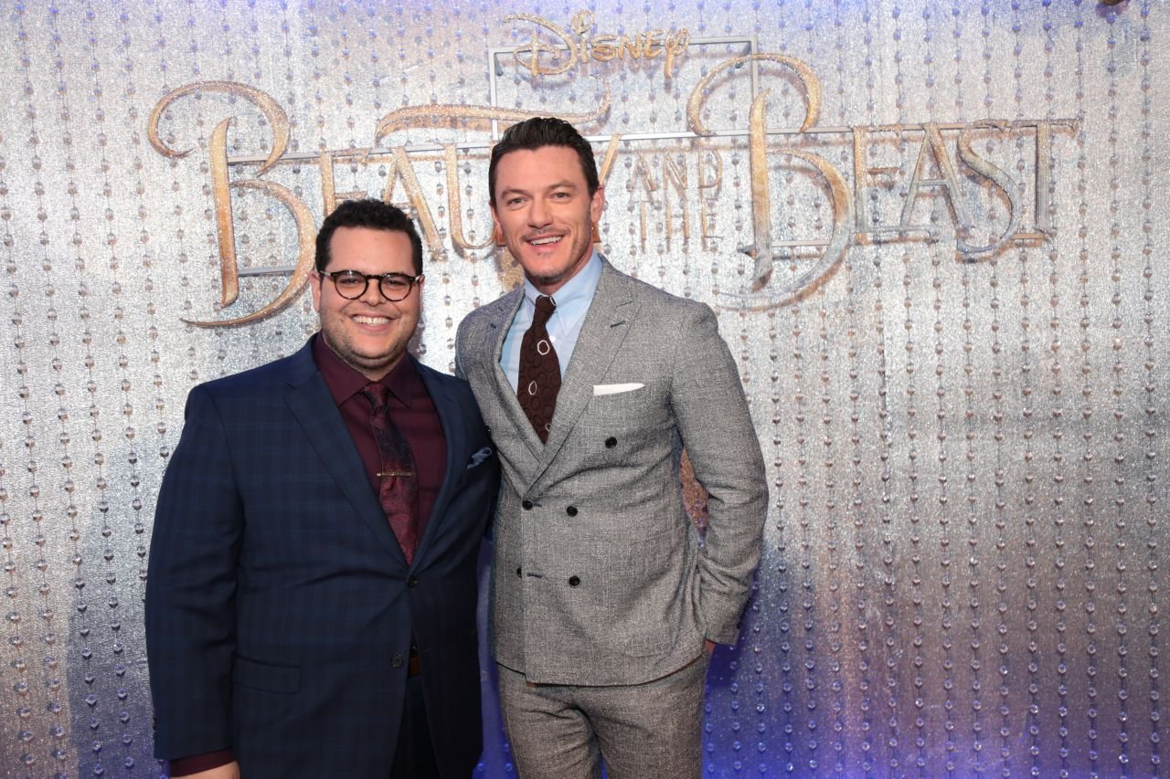 """Disney presents """"Beauty and the Beast"""" Premiere at the El Capitan"""