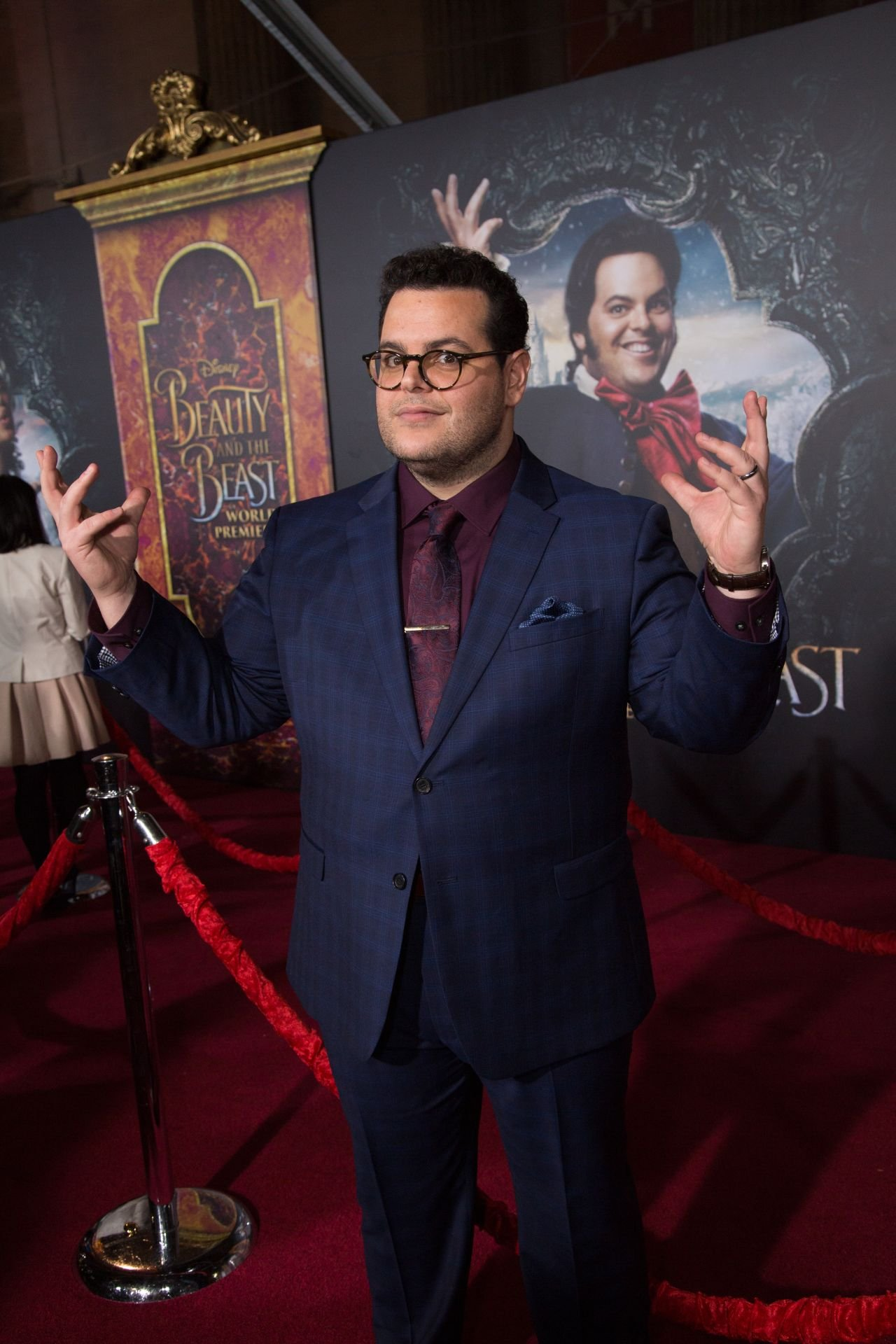 """Disney presents """"Beauty and the Beast"""" Premiere at the El Ca"""