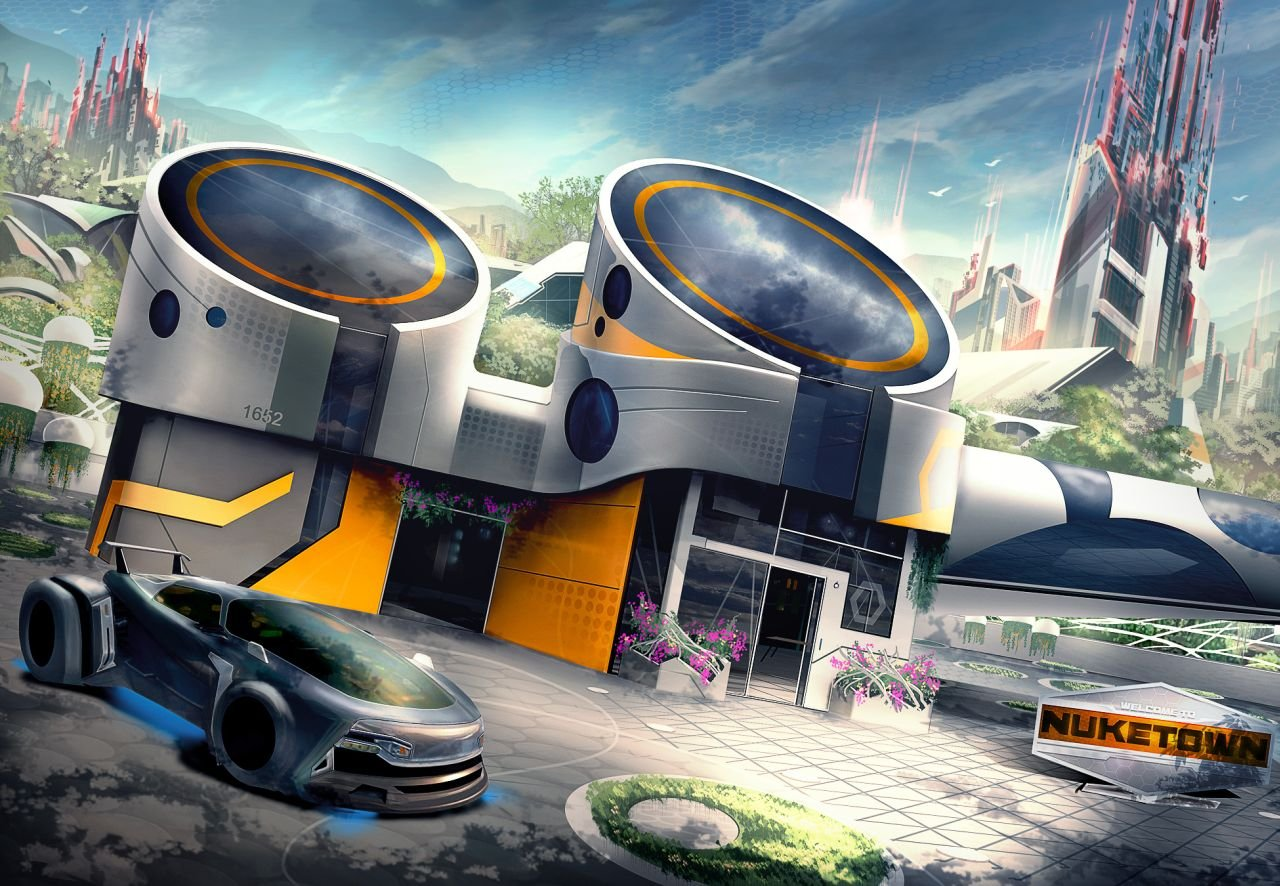 Call of Duty: Black Ops 3 Nuketown
