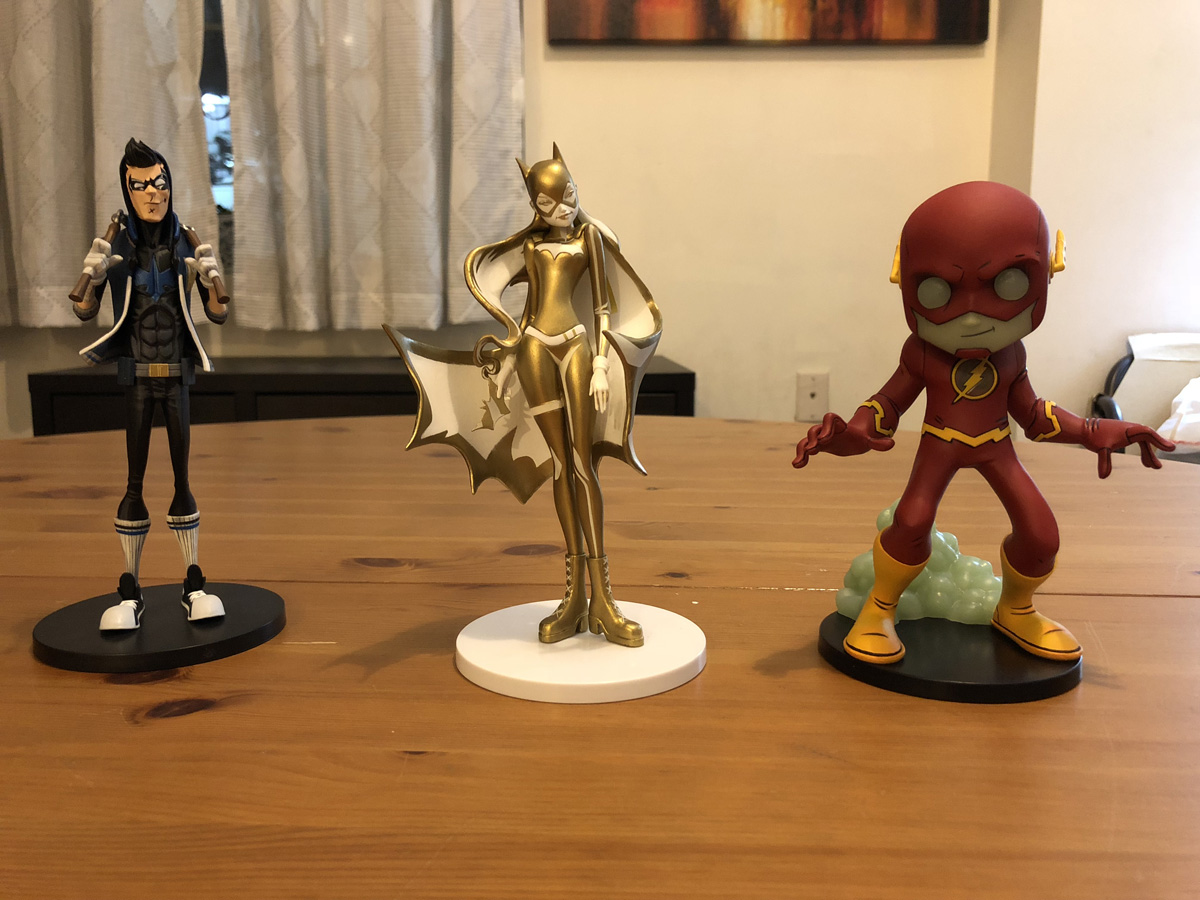DC Collectibles Artists Alley Holiday Line