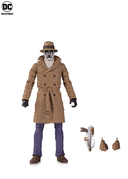 DOOMSDAY CLOCK 7 inch Action Figure 2-packs