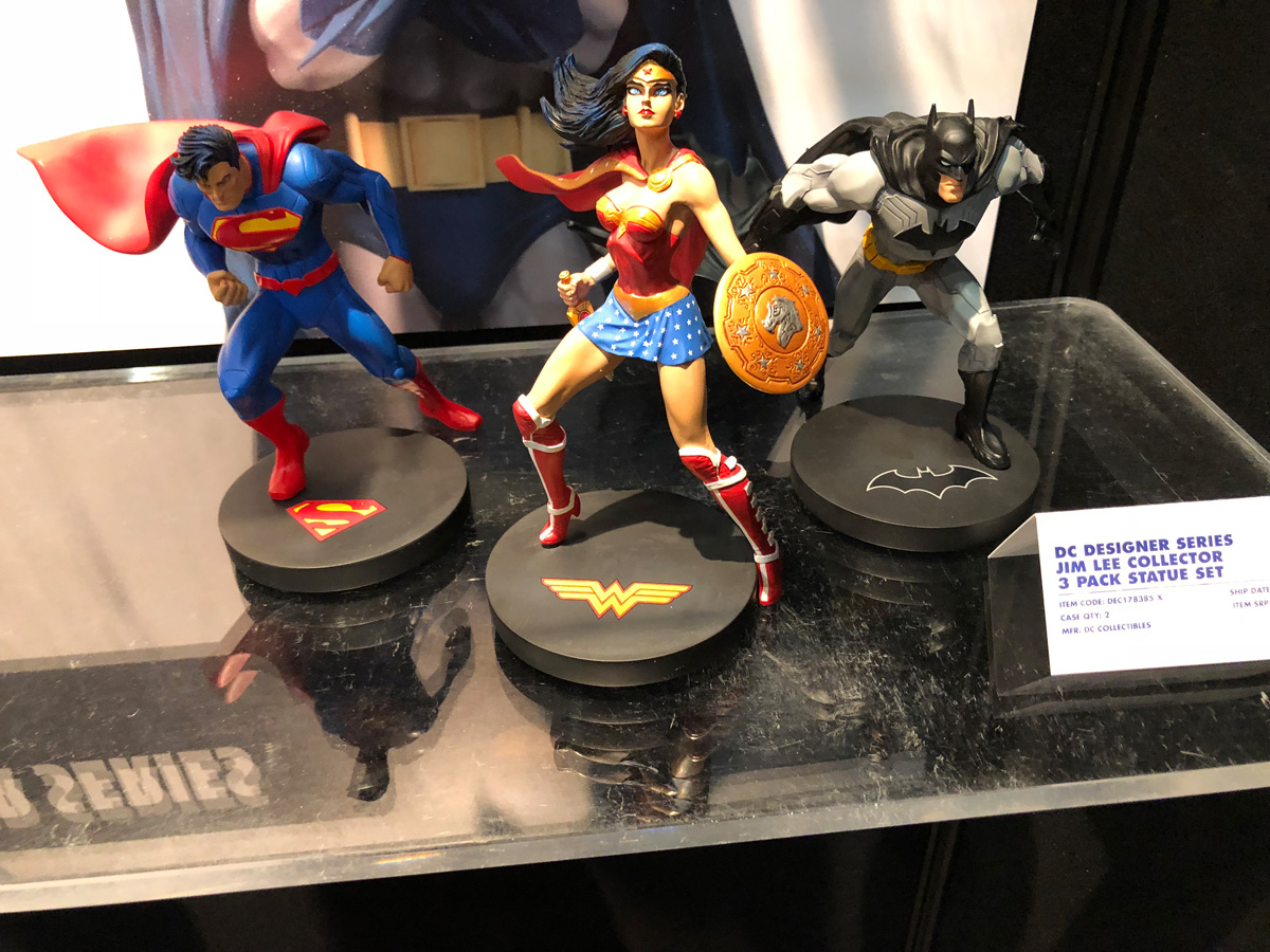 DC Collectibles Toy Fair Gallery 2018