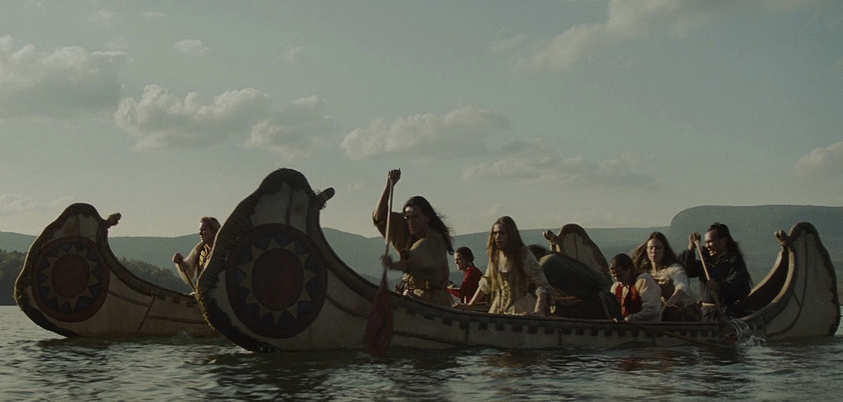 Last of the Mohicans (1992)