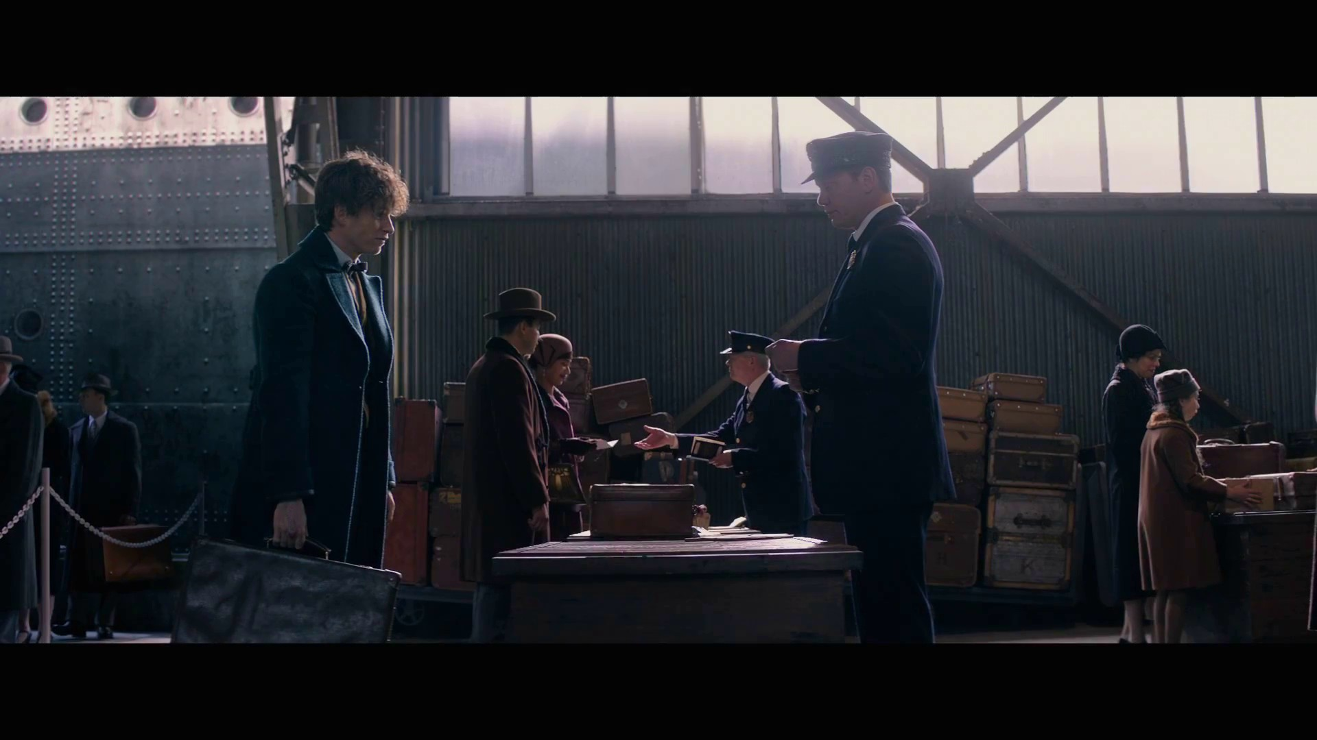 Fantastic Beasts and Where to Find Them Trailer screenshot