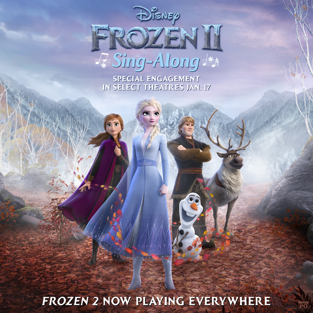 Frozen 2 Special Sing-Along