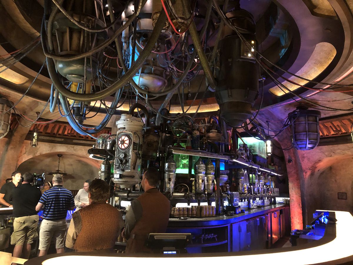 Galaxy's Edge Food and Beverage