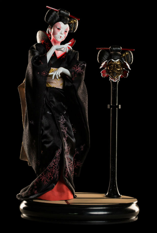 Geisha - Ghost In the Shell - WETA Collectibles