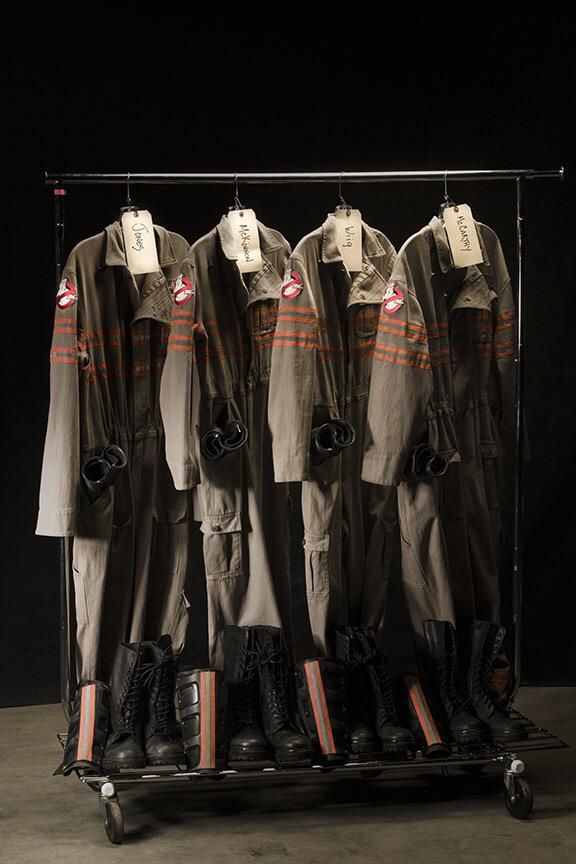 Ghostbusters (2016) Costumes