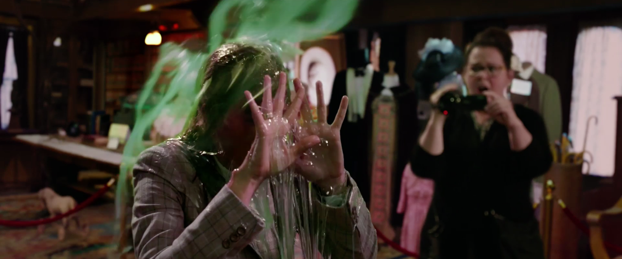 Check Out Over 80 Ghostbusters Trailer Screenshots!