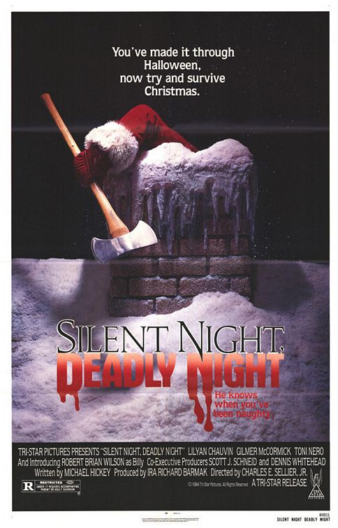 Silent Night, Deadly Night One-Sheet