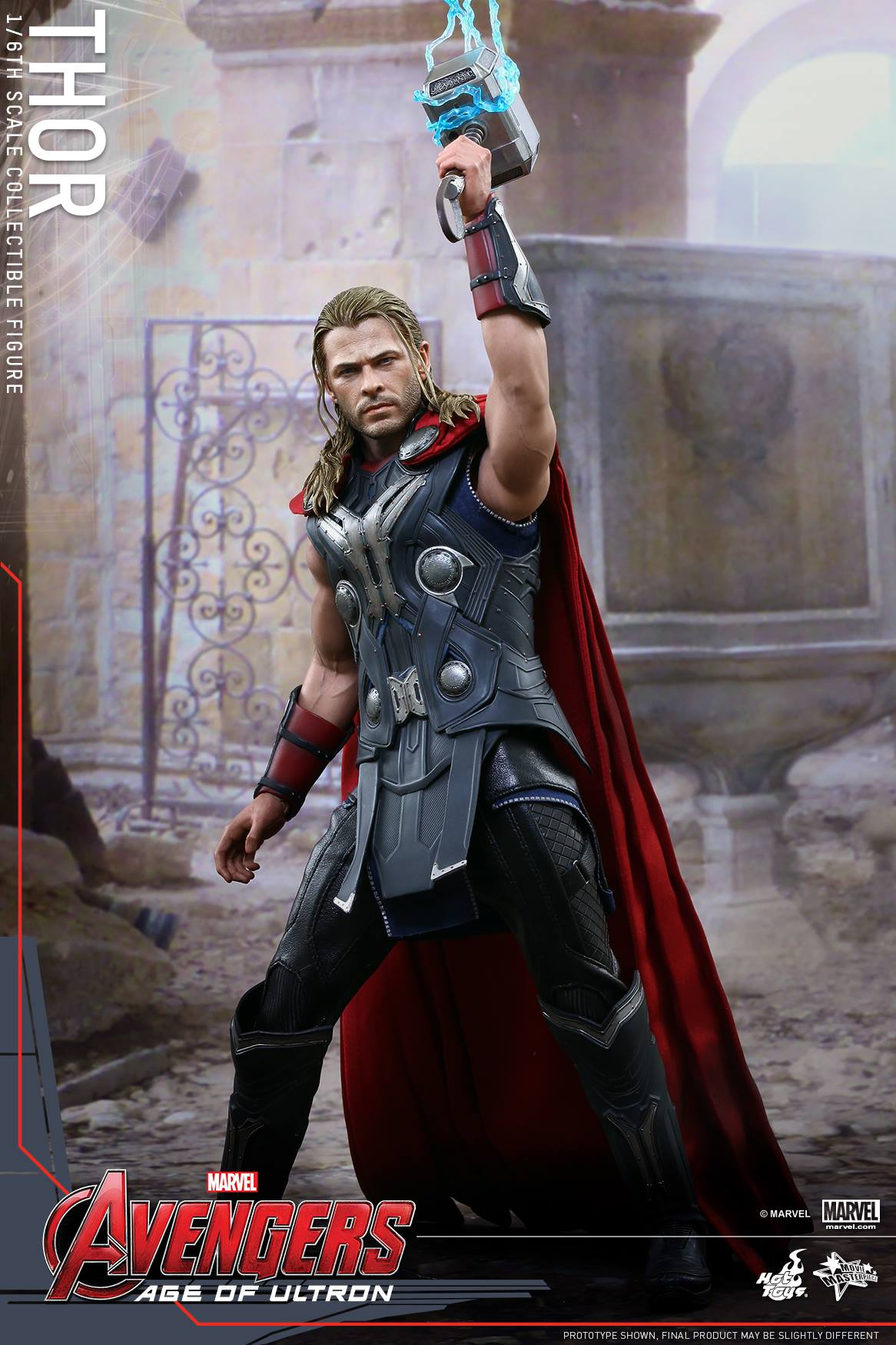 Hot Toys Avengers: Age of Ultron Thor