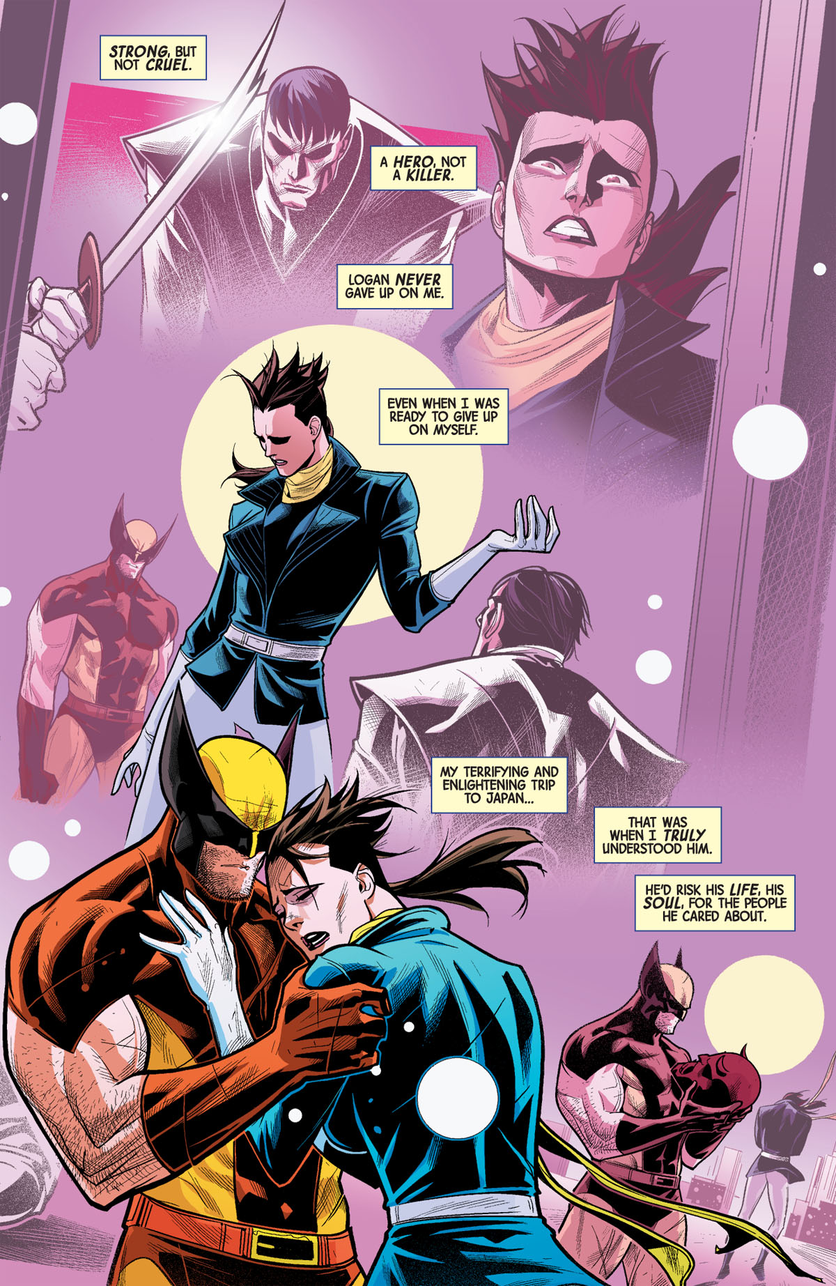 Hunt For Wolverine: Mystery In Madripoor #2 page 2