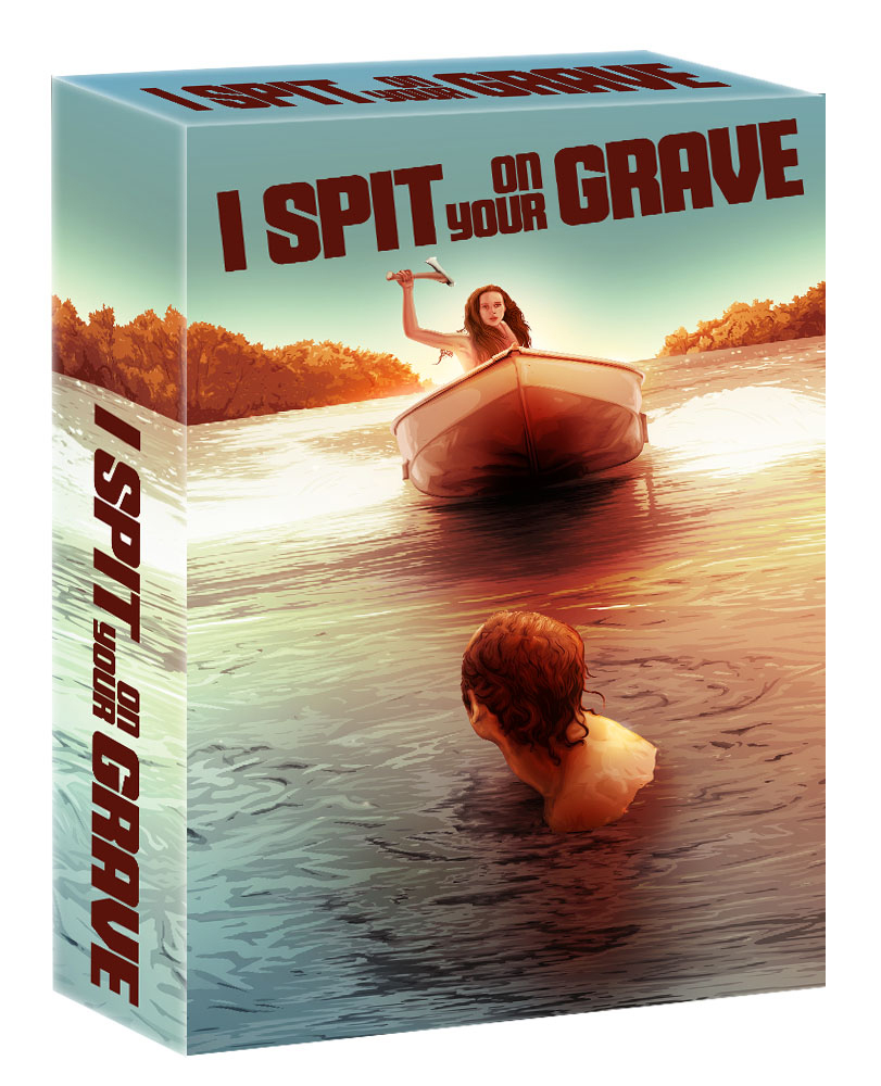 I Spit on Your Grave Collector's Edition
