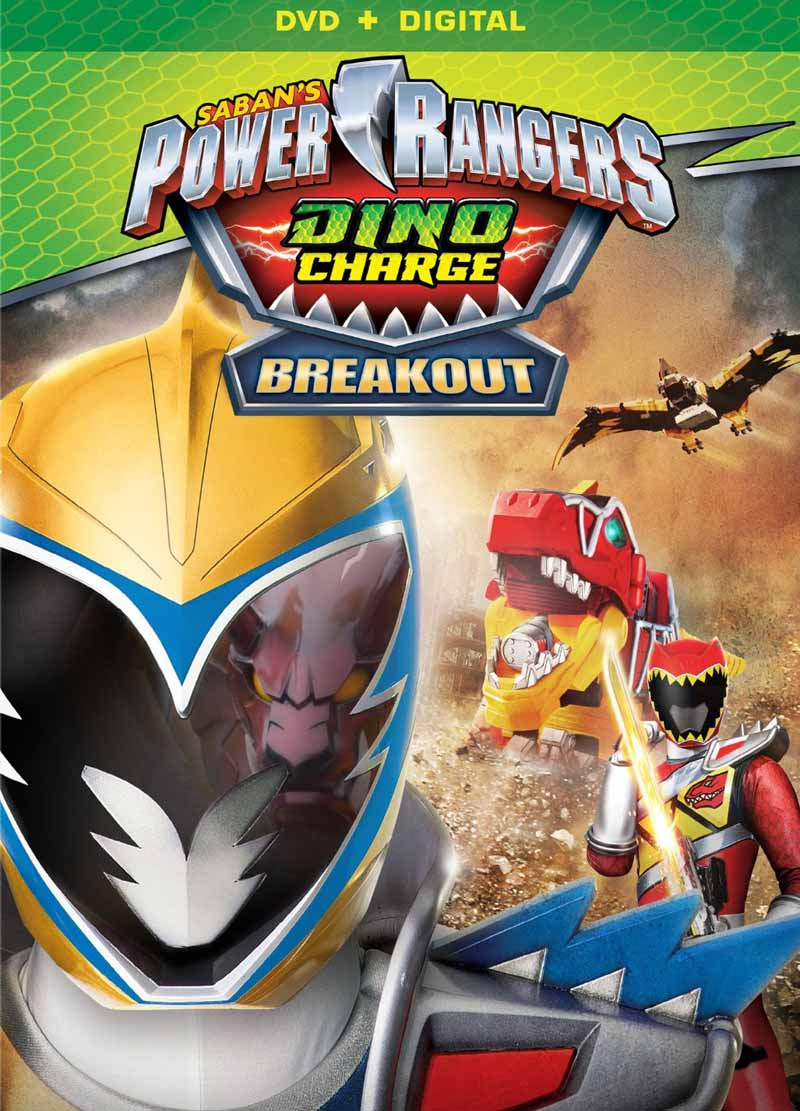 Power Rangers Dino Charge - Breakout