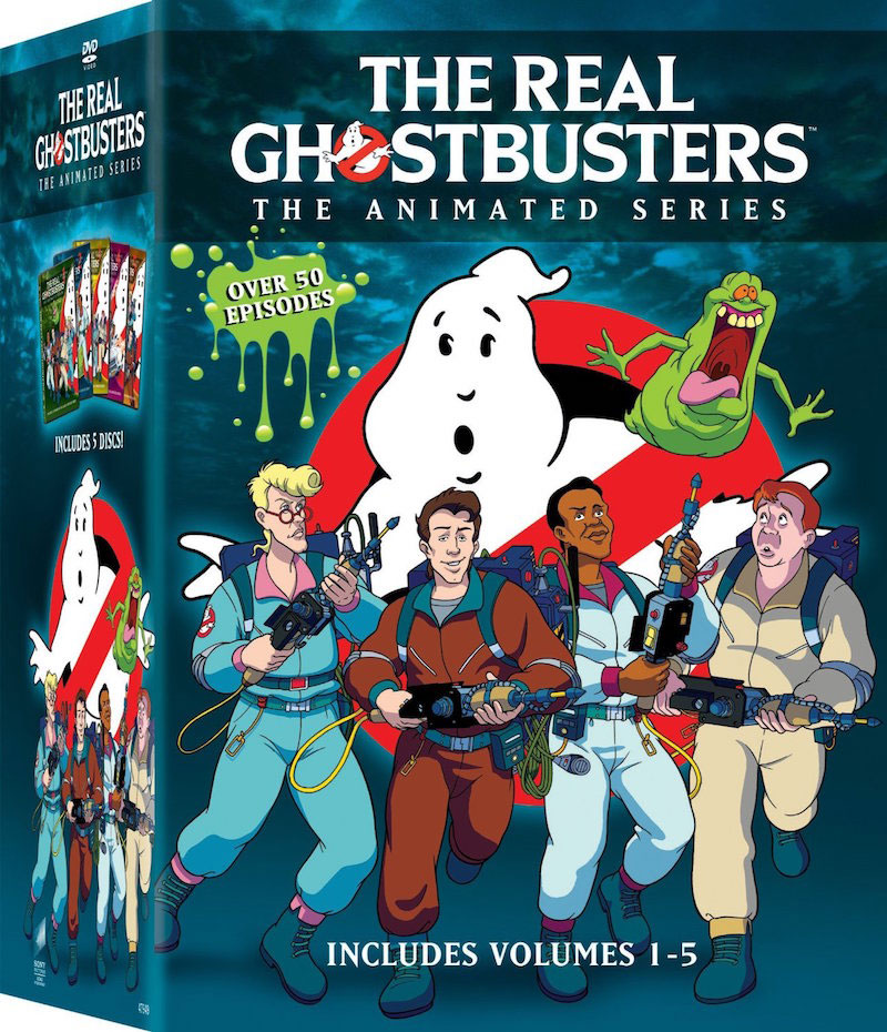 The Real Ghostbusters - Volumes 1 - 5