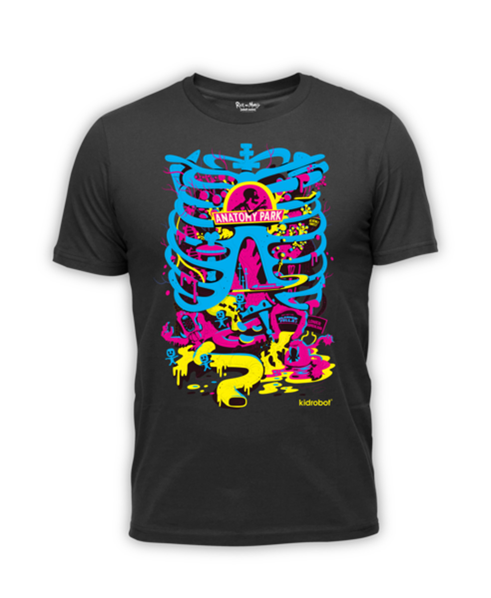 rick-and-morty-aww-geez-t-shirt