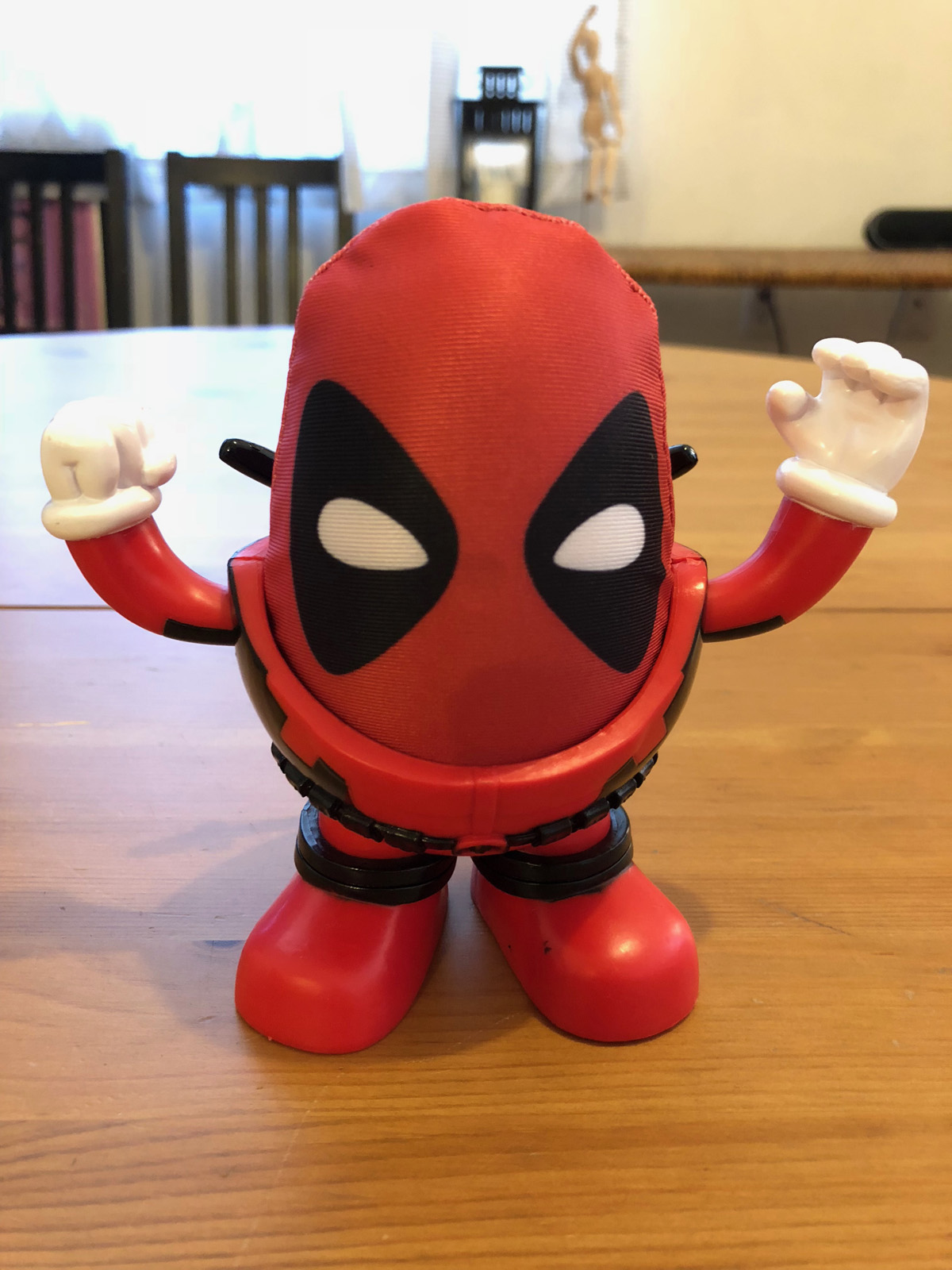 May Loot Crate DX Deadpool Edition