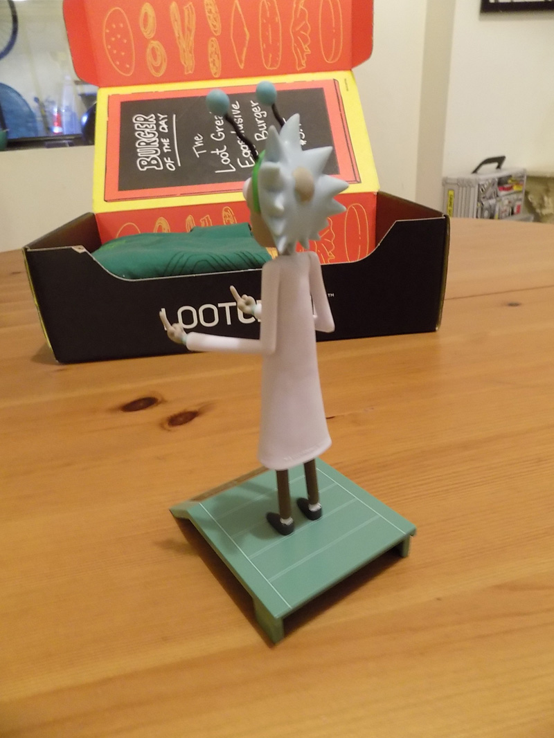 Standard Loot Crate July 2017: Animation