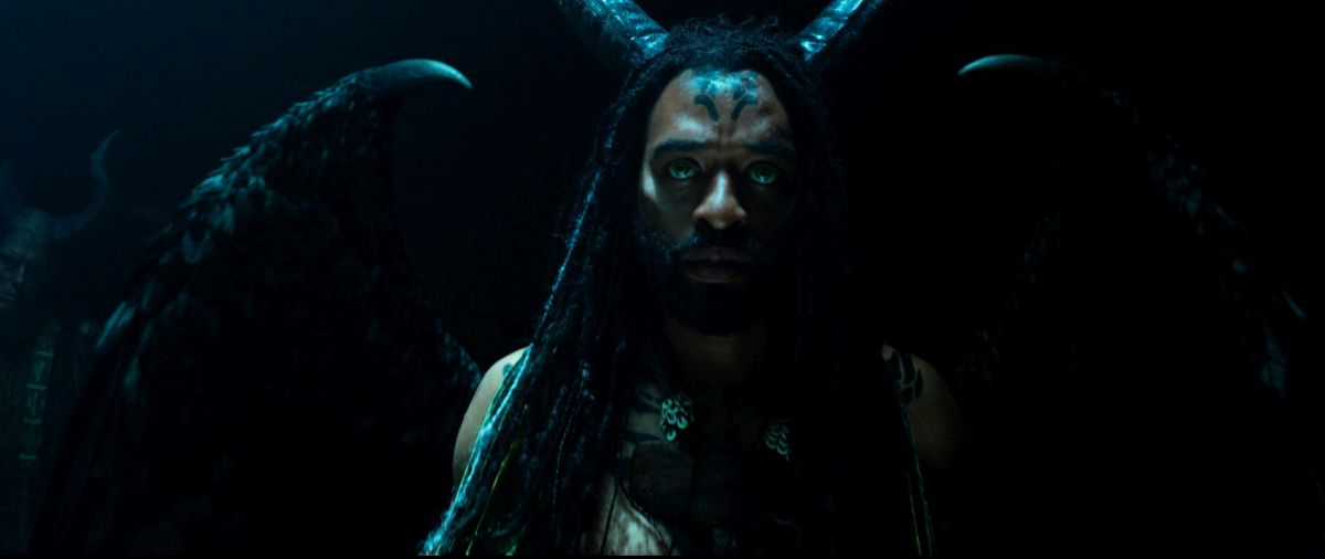 Chiwetel Ejiofor is Connal in Disney's MALEFICENT: MISTRESS OF EVIL.