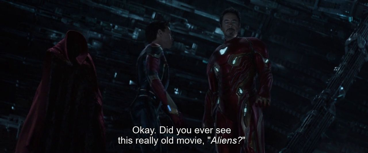 'That really old movie'