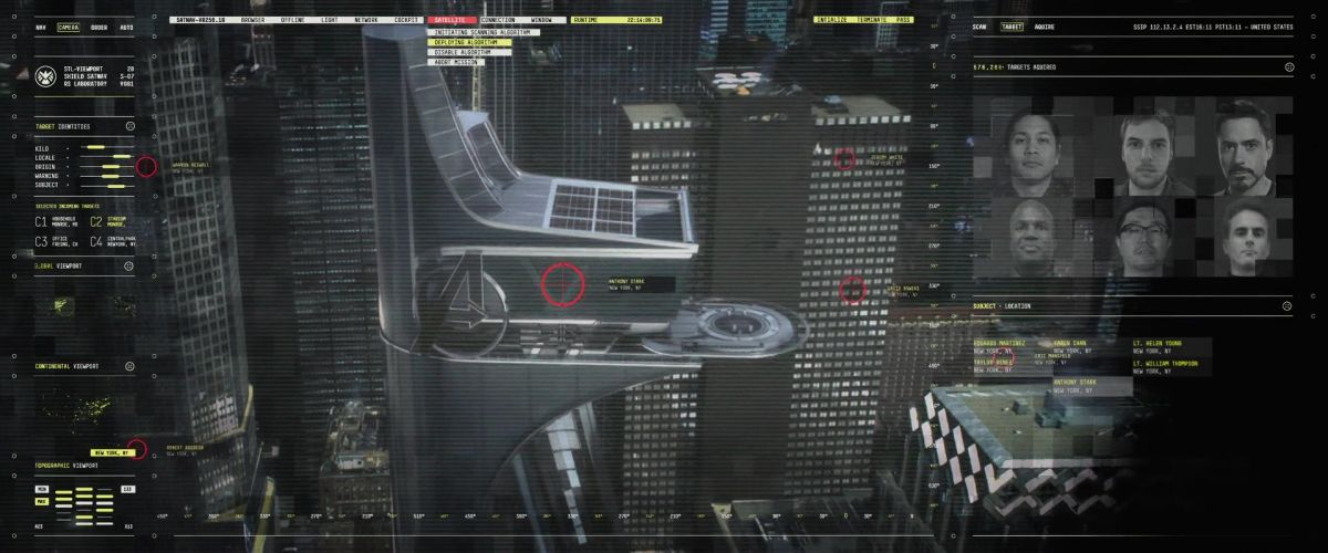 Tony and Avengers Tower