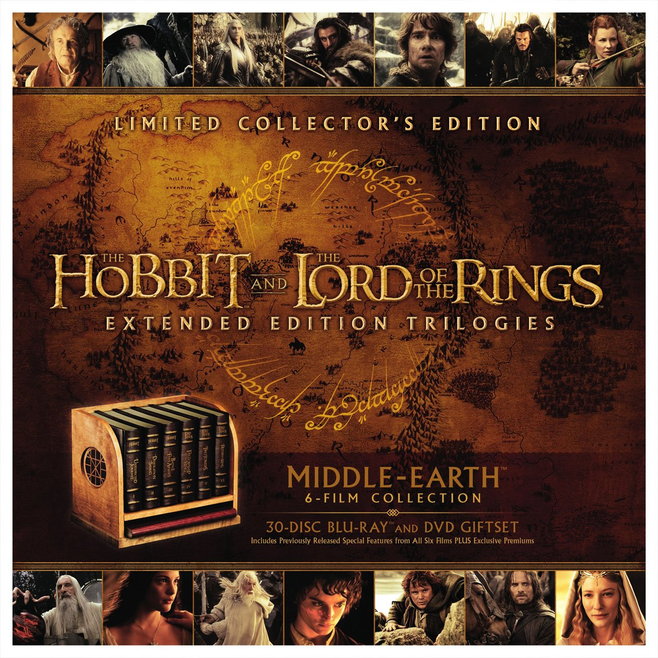 Middle-earth 6-Film Collection
