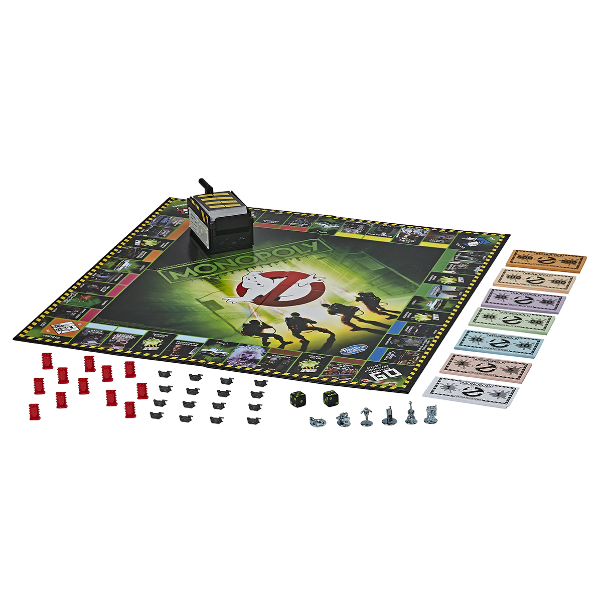 monopoly-ghostbusters-gameboard