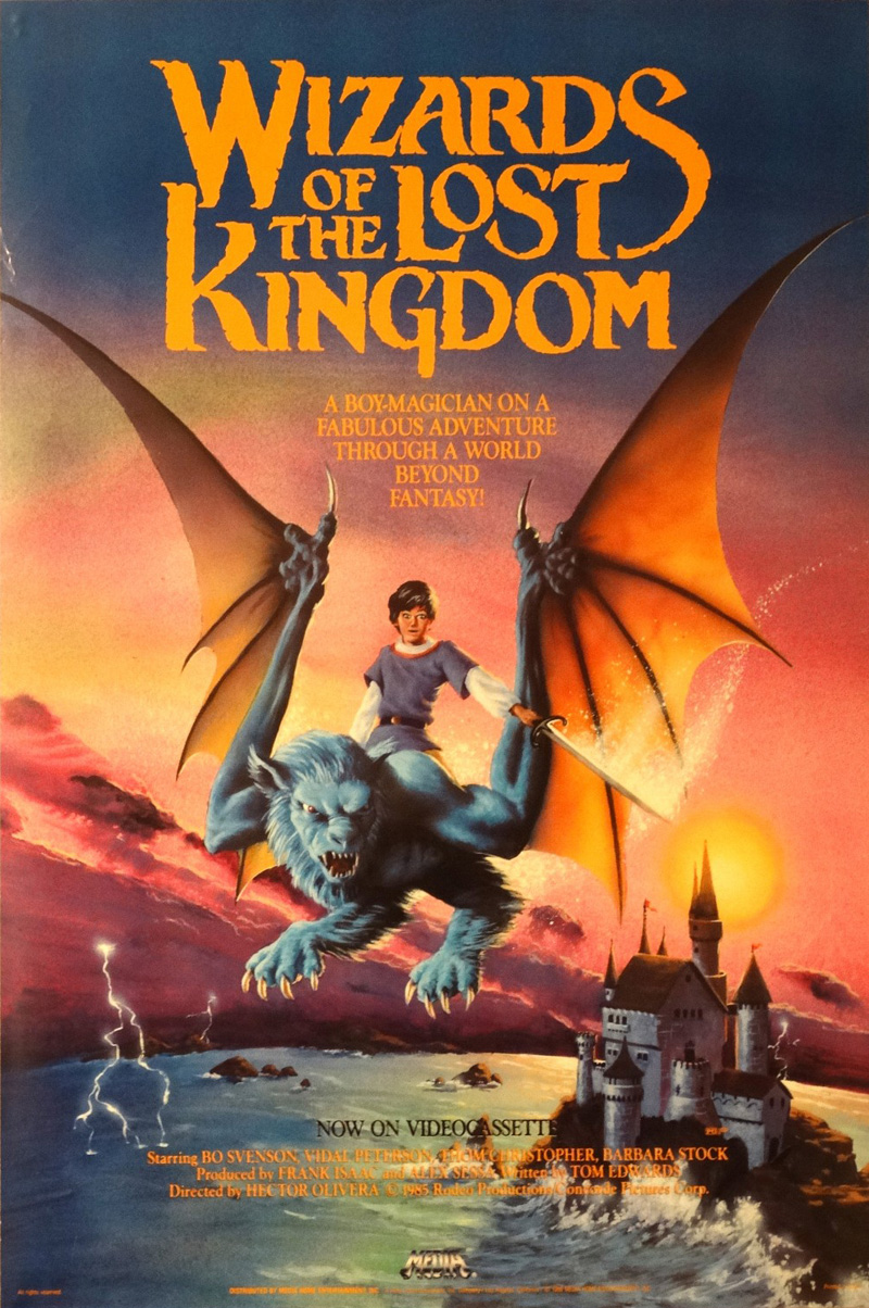 Episode 1110: Wizards of the Lost Kingdom
