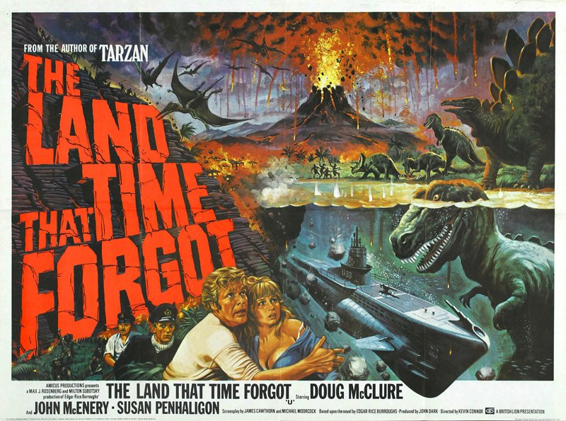 Episode 1107: The Land That Time Forgot