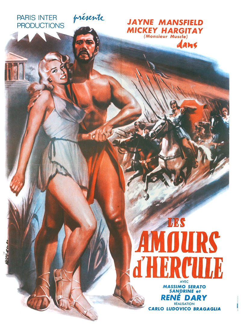 Episode 1108: The Loves of Hercules
