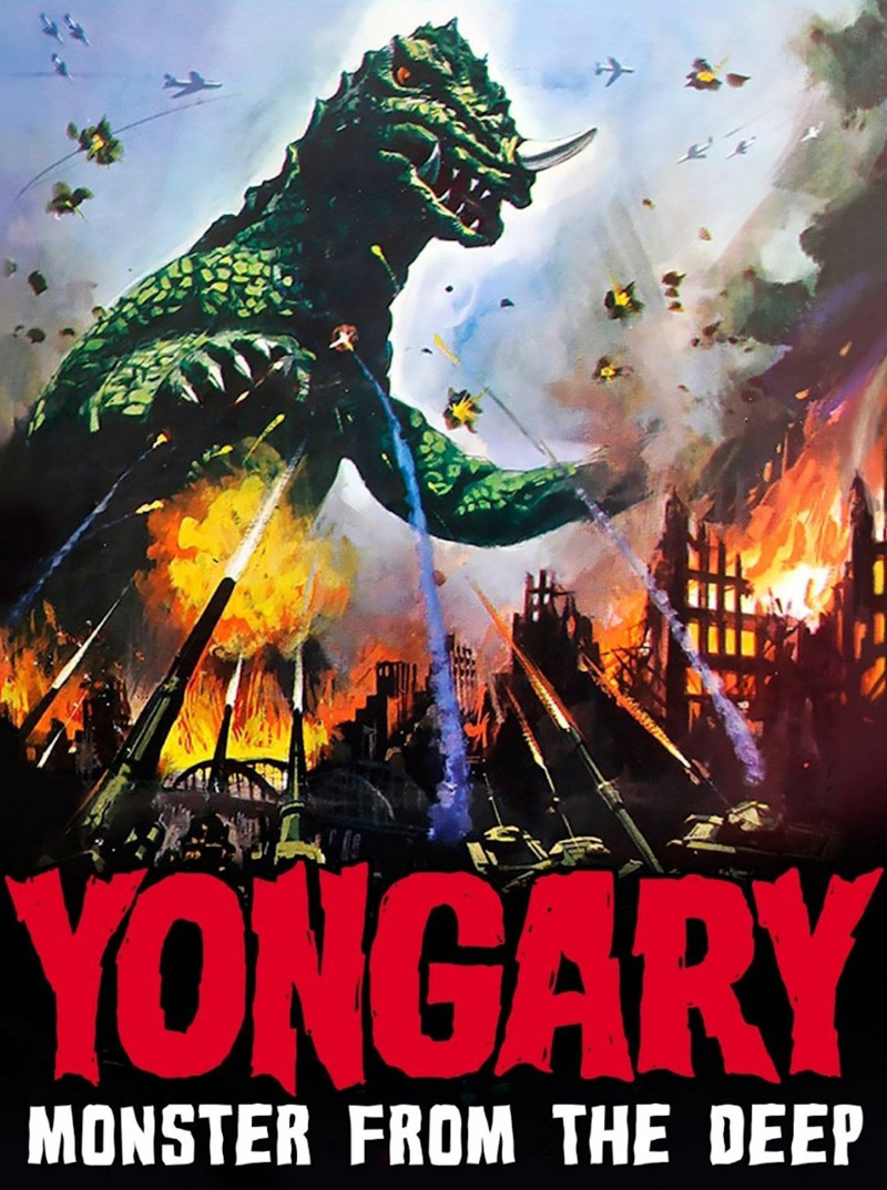 Episode 1109: Yongary - Monster from the Deep